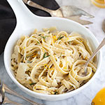 Thumbnail image for Meyer Lemon Fettuccine and 10 Favorite Lemon Recipes