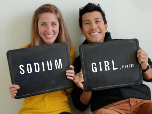 Crushing On Sodium Girl's Jessica Goldman Foung, a Giveaway and a Sweet & Spicy Popcorn Recipe
