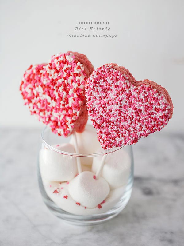 foodie crush strawberry krispies