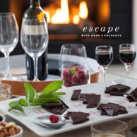 Escape with Ghirardelli Intense Dark: How to Host a Chocolate Tasting Party