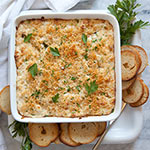 Hot Crab Dip and Friday Faves