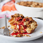 Thumbnail image for Baked Orange French Toast with Almond Crumble