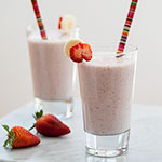 Thumbnail image for Spring Fever and a Strawberry Banana Milkshake
