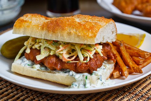 20 stout recipes for st patrick 39 s day for Who has the best fish sandwich