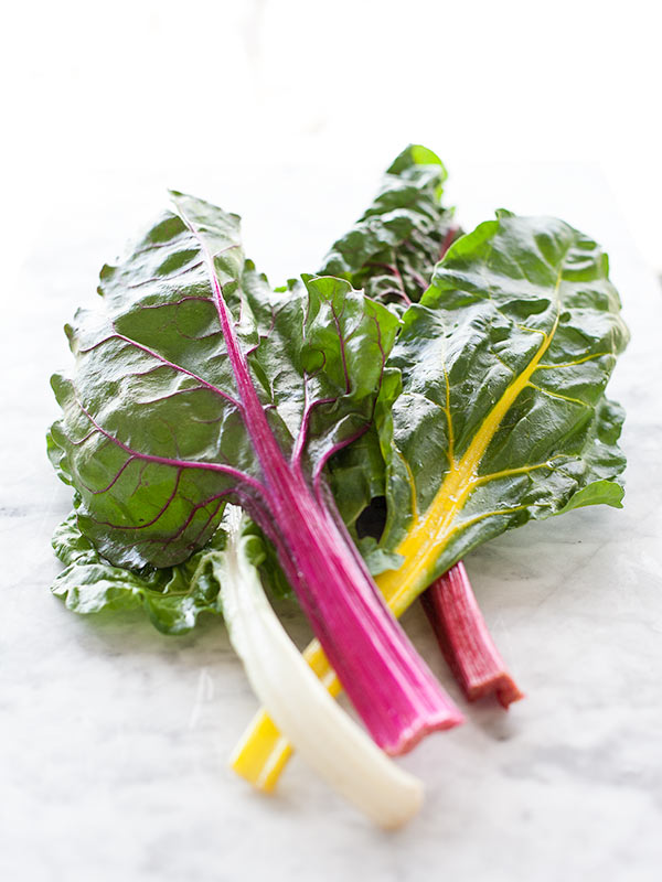 Garlicky Swiss Chard | FoodieCrush.com