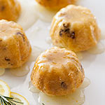 Thumbnail image for Lemon and Cherry Mini Bundt Cakes