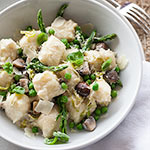Thumbnail image for Spring Vegetable Gnocchi