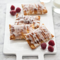 Berry Hand Pie | FoodieCrush.com