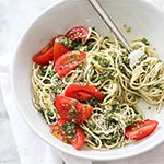Thumbnail image for Pesto Pasta Recipe