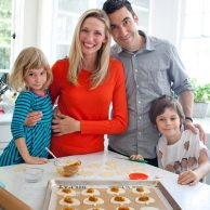 Crushing on Catherine McCord of Weelicious and Stuffed Pizza Rolls