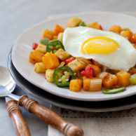 Southwestern Vegetable Hash and Friday Faves