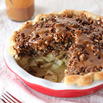 Thumbnail image for Caramel Apple Pie and a Pioneer Woman Cookbook Giveaway