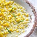 Thumbnail image for 5 Ingredient Slow Cooker Creamed Corn