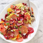 Thumbnail image for Beet, Carrot and Pomegranate Salad