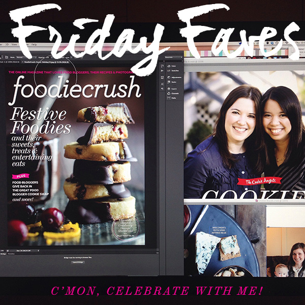 FoodieCrush Friday Faves 12-13-13