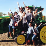 The American Farmer and Iowa Corn Quest Tour