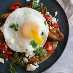 Thumbnail image for Crushing on Scarletta Bakes and Breakfast Tostadas Plus a Giveaway