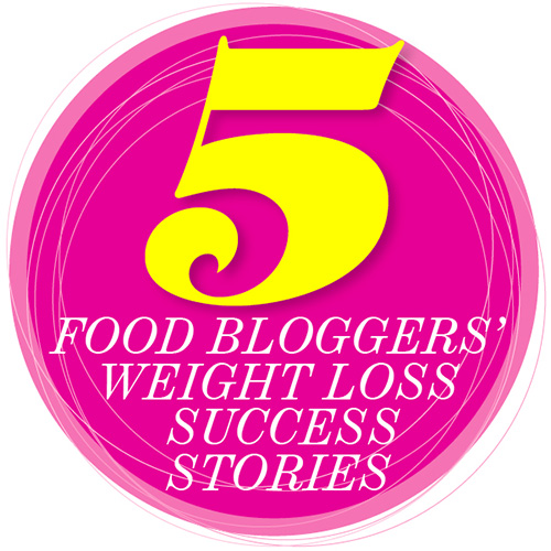 5 Food Bloggers' Weight Loss Success Stories on foodiecrush.com