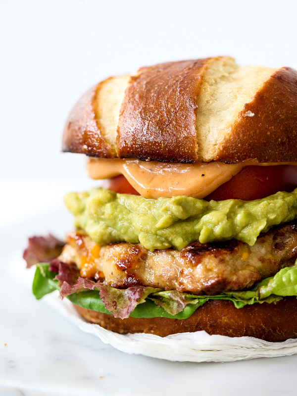 Grilled-Chicken-Burgers-foodiecrush.com-017