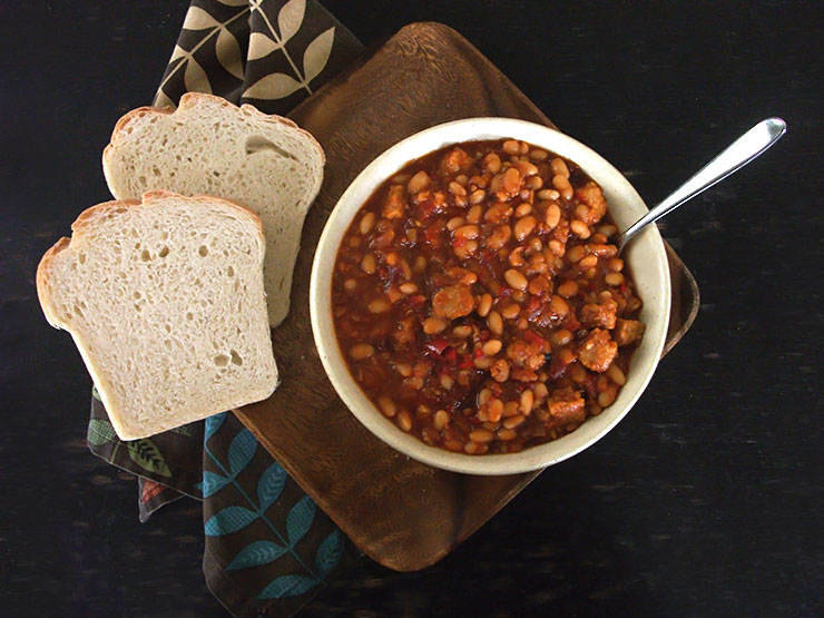 The Best BBQ Baked Beans and 5 More Baked Beans to Love - foodiecrush