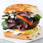 Thumbnail image for Grilled Vegetable Sandwich with Herbed Ricotta