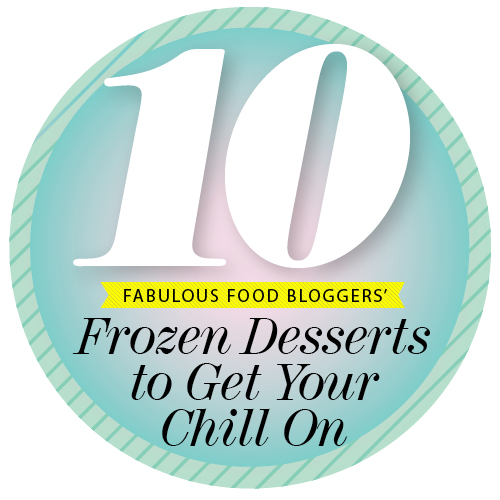 10 Frozen Dessert Recipes on foodiecrush.com