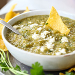 Thumbnail image for How to Make Hatch Chile Salsa Verde