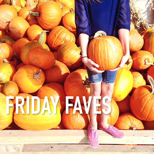 Halloween Friday Faves on foodiecrush.com