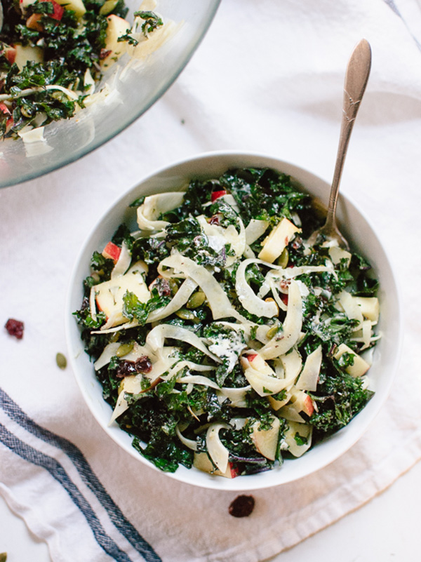 autumn-kale-salad-with-fennel-honeycrisp-and-goat-cheese