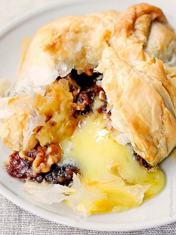 Figs in Phyllo