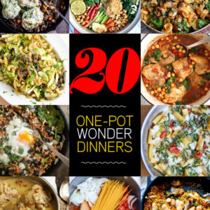 20 One-Pot Wonder Meals—They're What's for Dinner
