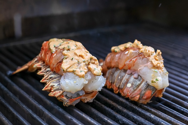 Grilled Lobster with Smoked Paprika | foodiecrush.com