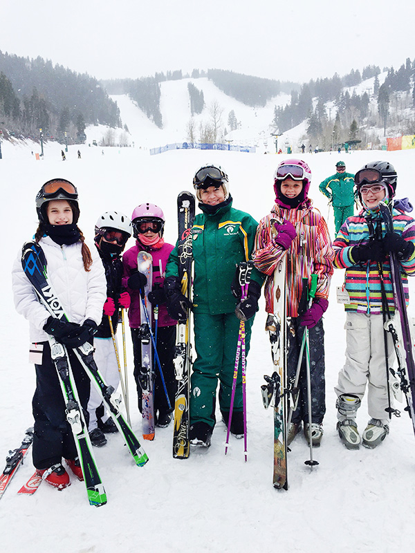 Lessons for a Great Mother/Daughter Ski Day at Deer Valley Resort