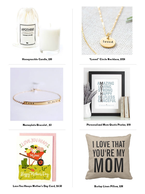 Mothers Day products foodiecrush.com
