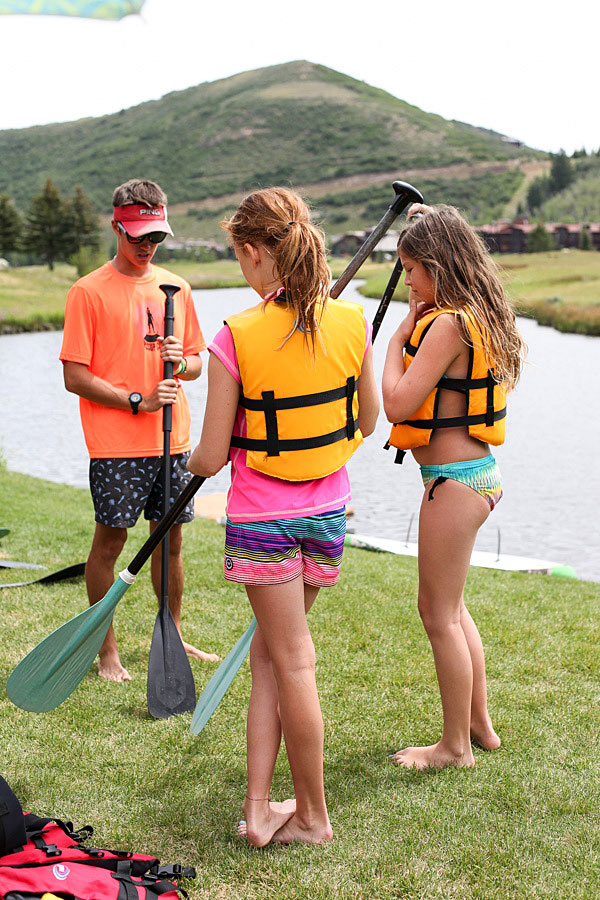 Deer Valley Park City SUP Paddle Board