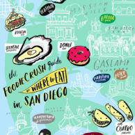 Food Bloggers' Guide of Where to Eat in San Diego