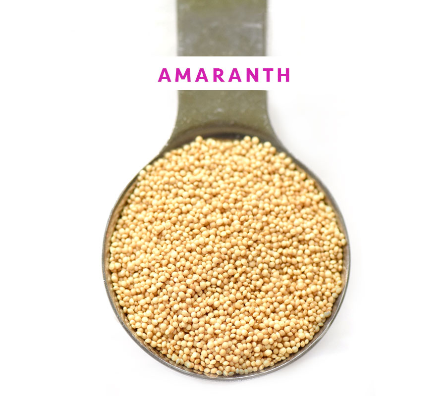 You Should Be Cooking with Amaranth on foodiecrush.com