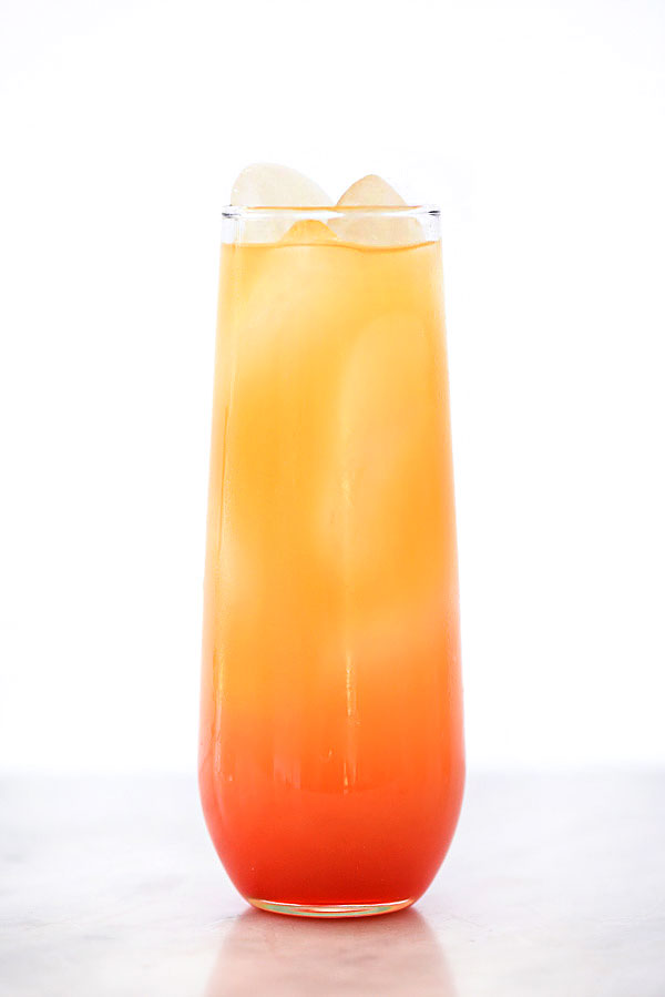 Tequila sunrise cocktail for Best tequila for tequila sunrise