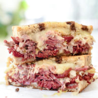 My Favorite Reuben Sandwich Recipe