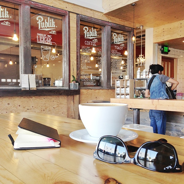 Publik Coffee Salt Lake City | foodiecrush.com