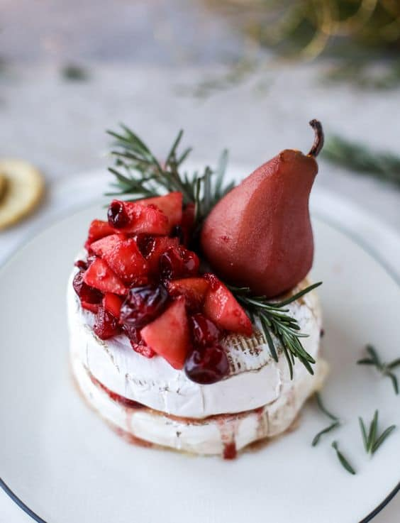 Friday faves foodiecrush for Poached strawberries