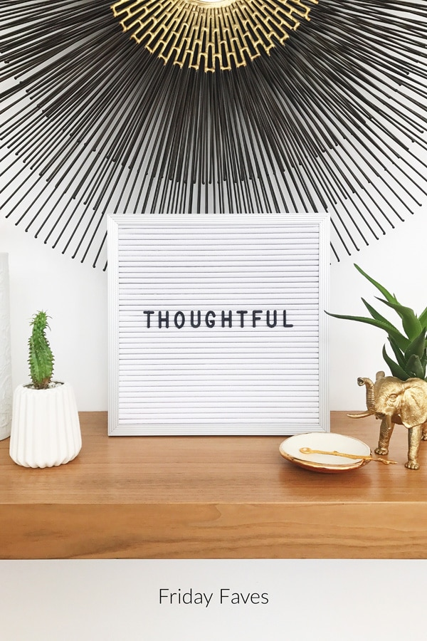 Thoughtful Friday Faves foodiecrush.com