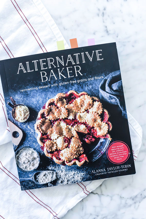 Alternative Baker Cookbook | foodiecrush.com