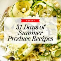 31Days of Summer Produce Recipes to Make In July | foodiecrush.com