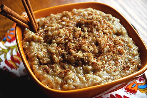 FoodieCrush Sweet English Breakfast Porridge from Inn Cuisine