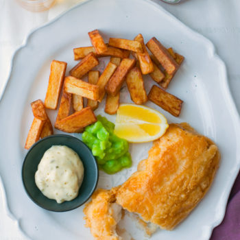 FoodieCrush Magazine Fish & Chips