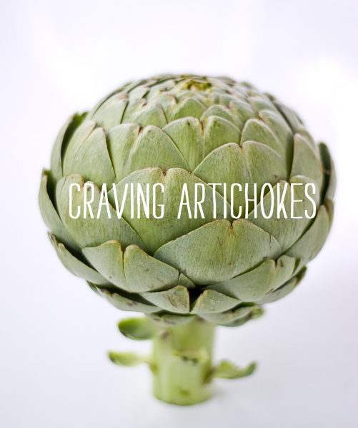 FoodieCrush Artichoke