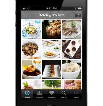 FoodieCrush Gawkerverse Foodgawker iPhone App
