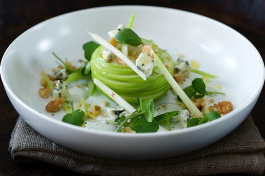 FoodieCrush Magazine The British Waldorf Salad from The British Larder