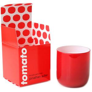 FoodieCrush Magazine Jonathan Adler Tomato Pop Candle